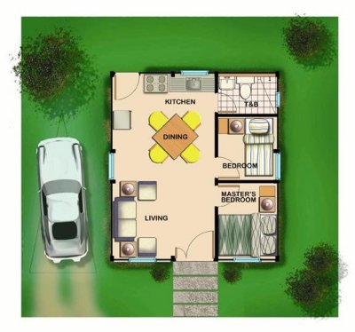 Antipolo properties st gabriel heights avida land for 150 sq meter floor plan