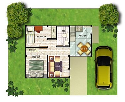 Sapri Floorplan